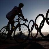 Competición de ciclismo en las Olimpiadas