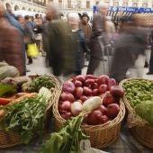 Los precios internacionales de los principales productos alimentarios experimentaron un ligero descenso en julio, tras cinco meses consecutivos de subidas
