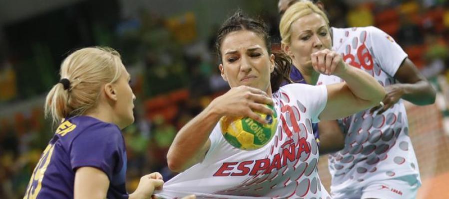 España - Rumanía de balonmano