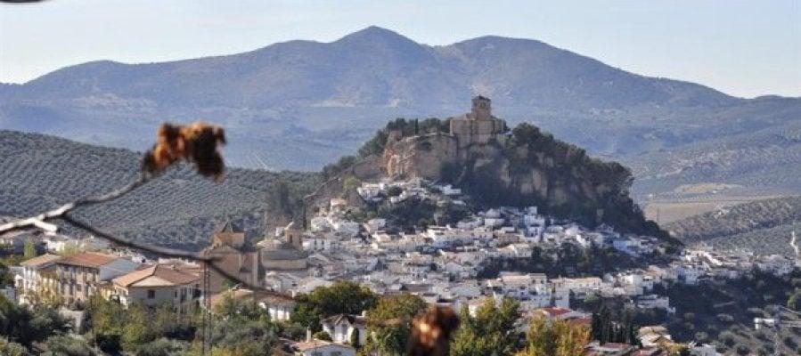 Vistas de Montefrío, el pueblo granaino con una de las mejores vistas del mundo