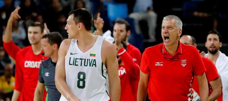 Lituania- Croacia en los Juegos Olímpicos