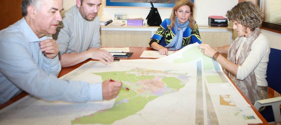 Los responsables municipales han conocido de cerca el proyecto