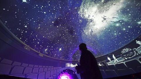 Reapertura del planetario Zeiss-Grossplanetarium (23-08-2016)