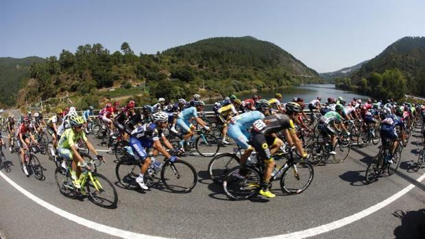 Vuelve a escuchar el final de la sexta etapa de la Vuelta a España