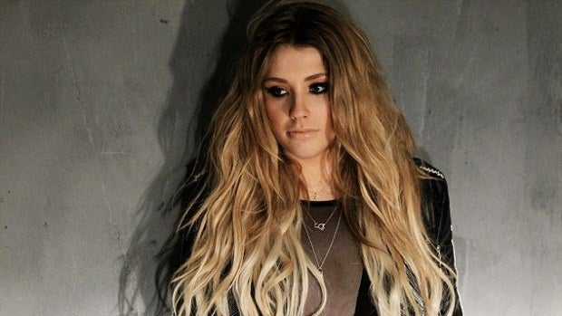 Ella Henderson, la finalista de 'The X Factor' que cantaba por y para su abuelo