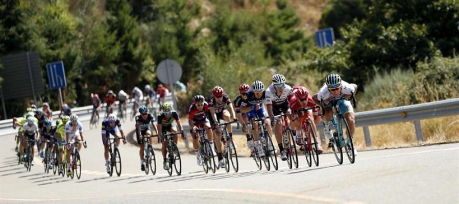Séptima etapa de la Vuelta ciclista a España