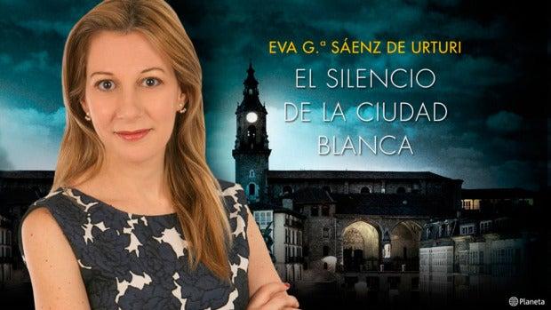 """Eva García Sáez de Urturi: """"Me matriculé en una academia de policía para escribir la novela"""""""