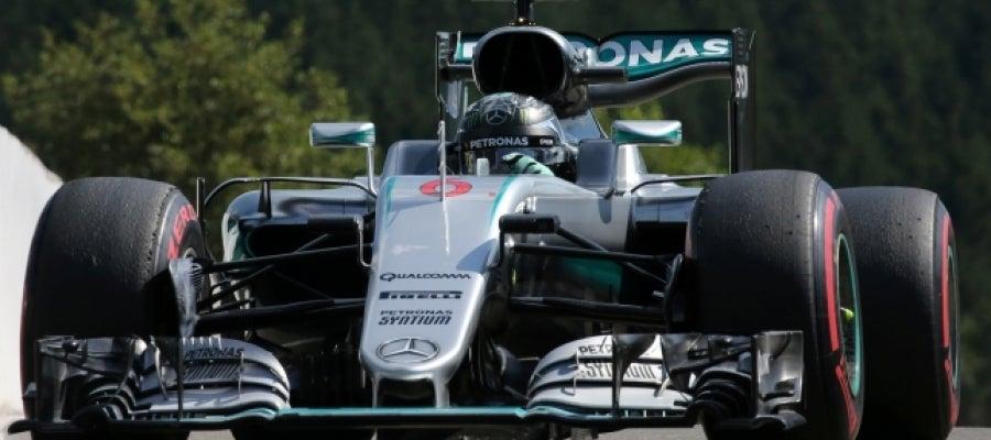 Nico Rosberg, sobre el trazado del GP de Bélgica