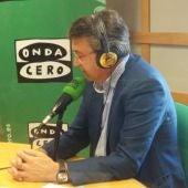 Juan Martínez Majo en los micrófonos de Onda Cero