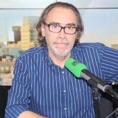 José Miguel Azpiroz en los estudios de Onda Cero