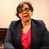 La alcaldesa de O Porriño, Eva García