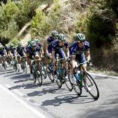 Vigésima etapa de la Vuelta ciclista a España