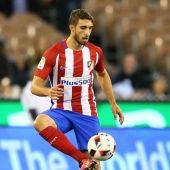 Vrsaljko, con el Atlético