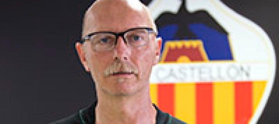 Frank Castelló, ex técnico del Castellón