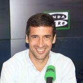 Raúl González Blanco en El Transistor