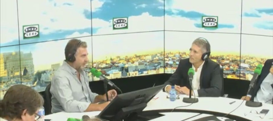 Frame 2.775547 de: VÍDEO Entrevista con el juez Fernando Grande-Marlaska