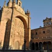 Convento de Dominicos de San Esteban de Salamanca. Castilla y León.