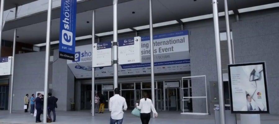 Frame 0.33893 de: Llega a Madrid eShow, la mayor feria de eCommerce y Marketing Digital de España y Latinoamérica