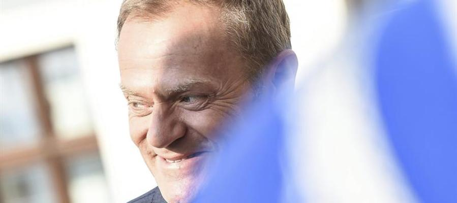 Ondacero radio donald tusk reelegido como presidente for Presidente del consejo europeo