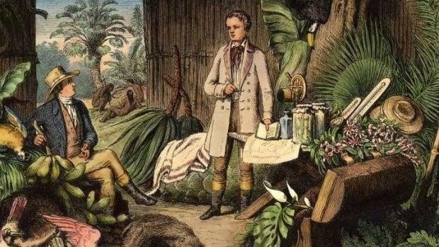 """La Cultureta 3x03: """"Von Humboldt y la invención de la naturaleza"""""""