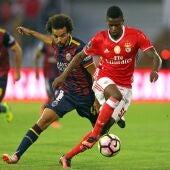 El Benfica se impone al Deportivo Chaves por 0-2