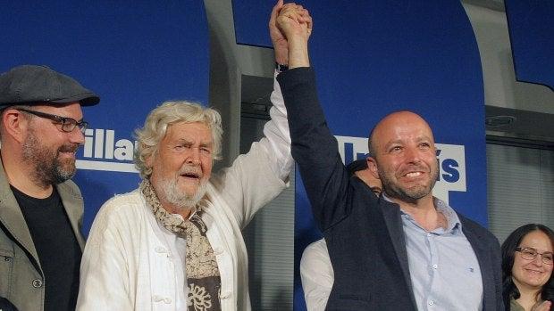 """Luís Villares: """"Sánchez está intentando puentear a los barones y quedarse con la militancia"""""""