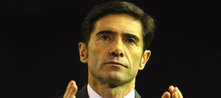 Marcelino García Toral, no podrá entrenar a ningún equipo esta temporada