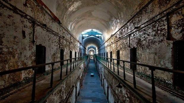 Ecos del Pasado: La trágica penitenciaría Eastern State