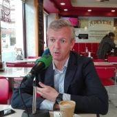 Alfonso Rueda - presidente del PP en Pontevedra