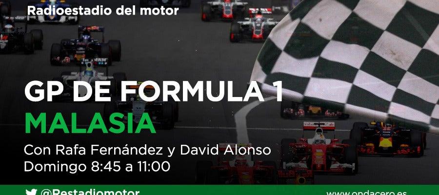 GP Malasia Fórmula 1