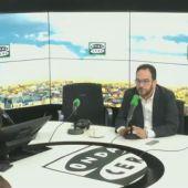 """Frame 22.221703 de: Antonio Hernando: """"Tras el 26J tuve dudas acerca de abstenernos a un Gobierno de Rajoy"""""""