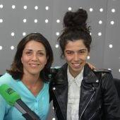 Alicia Borrachero y Julia de Castro