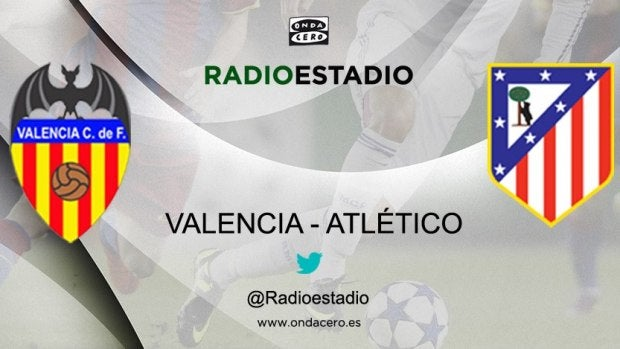 Valencia - Atlético de Madrid