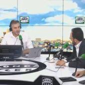 Frame 4.595045 de: Entrevista completa de Antonio Hernando en Más de uno