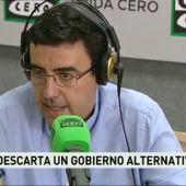 """Frame 4.672817 de: Mario Jiménez: """"Pedro Sánchez votará lo que establezca el partido"""""""