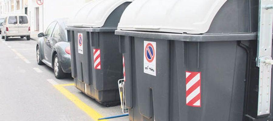 Contenedores de basura