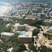 Hotel Jaime I, en Salou