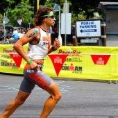 Iván Raña, triatleta español.