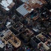 Efectos del huracán Matthew en Haiti