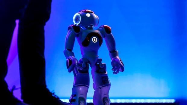 Mago More: Los robots que ayudan a personas con discapacidad