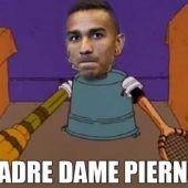 Meme sobre Danilo tras el Real Madrid-Legia