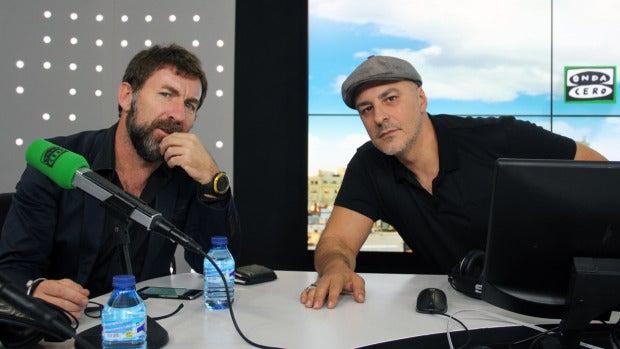 """Antonio de la Torre: """"En 'Que Dios nos perdone' los dos personajes principales tienen claroscuros"""""""