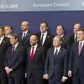 Reunión de jefes de Estado o de Gobierno de la Unión Europea