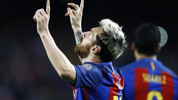 """El 'otro' Messi:  """"En mi casa tengo menos hueco para trofeos que Schwarzenegger en un traje de neopreno"""""""