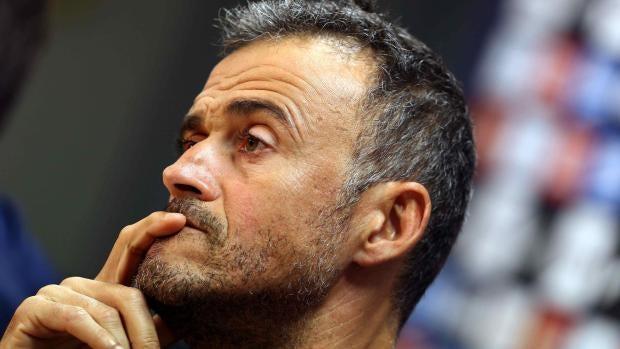 """El 'otro' Luis Enrique: """"He disfrutado con el espectáculo de Undiano Mallenco"""""""