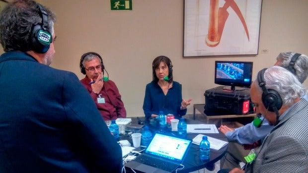 """Anabel Díez: """"Que Rajoy le diga a Iglesias que tiene más votos que él no es gran argumento"""""""