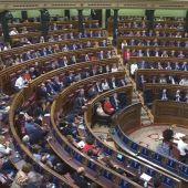Los diputados proceden a la votación de la investidura de Rajoy