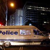 Vehículo de la Policía de Australia
