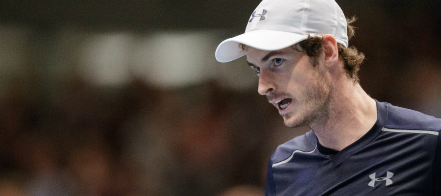 Murray, en Viena