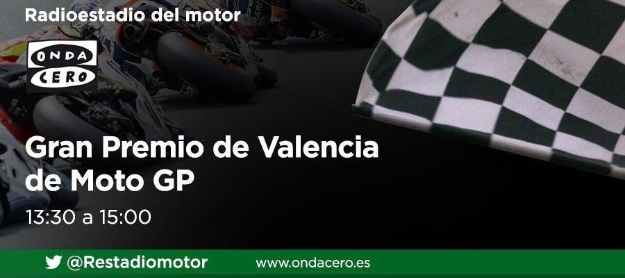 Gran Premio de Valencia de Moto GP